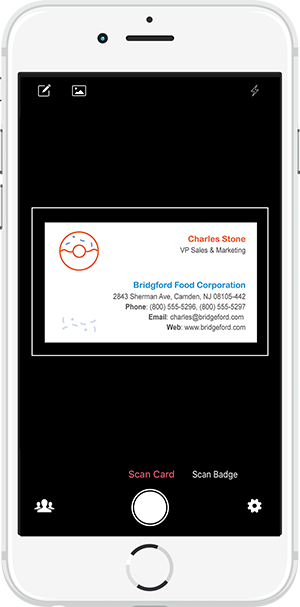 Capture leads with Lead Management App
