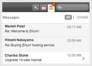 MailMagnet Messages