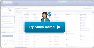 Online Inventory Demo - Zoho CRM