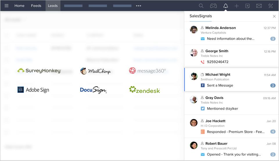 SalesSignals Platform