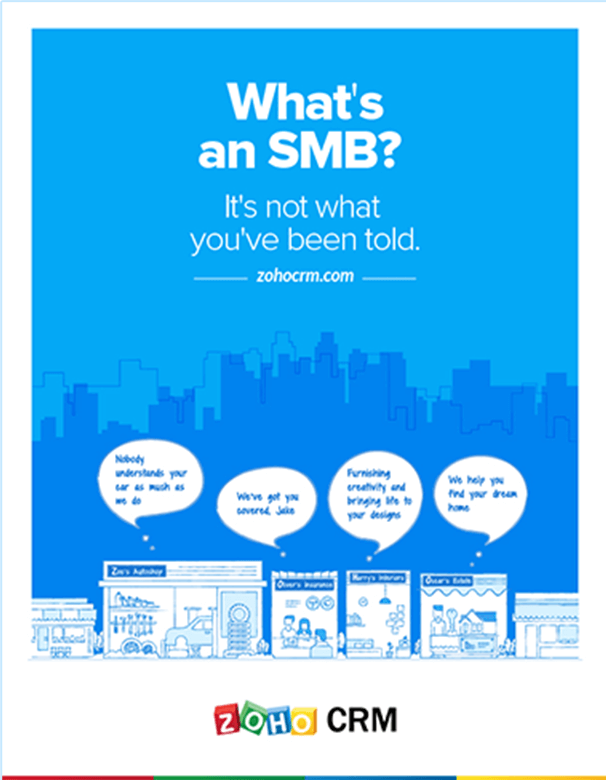 What's an SMB? It's not what you've been told.