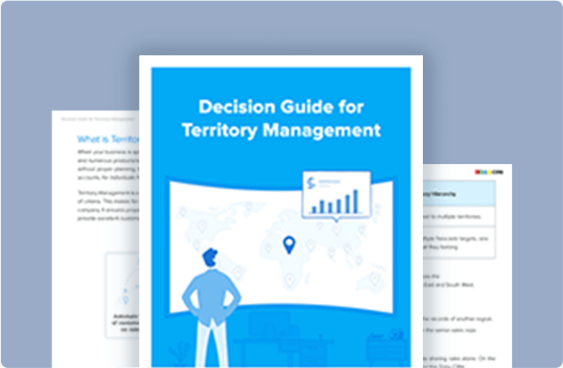 Decision Guide for Territory Management