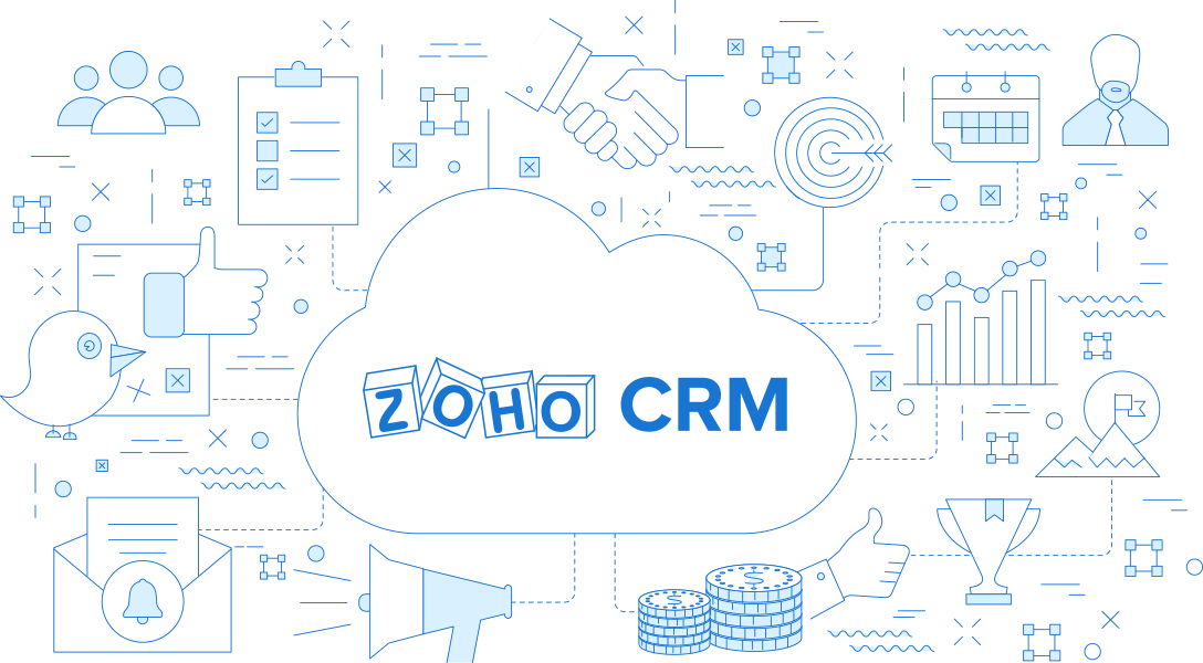 Zoho-CRM Cloud