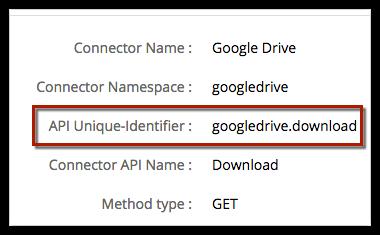 Connectors| Online Help - Zoho Developer