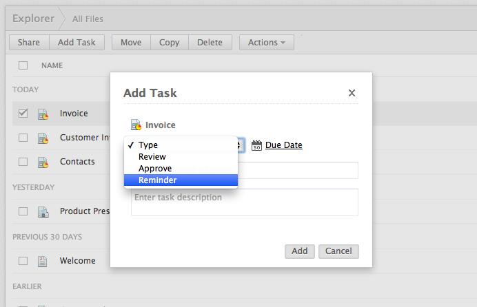 adding tasks