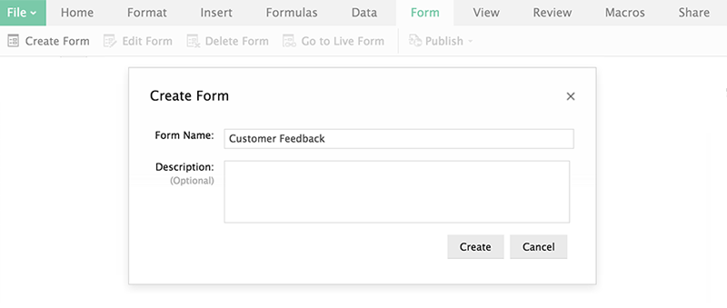 how to create an alias in zoho
