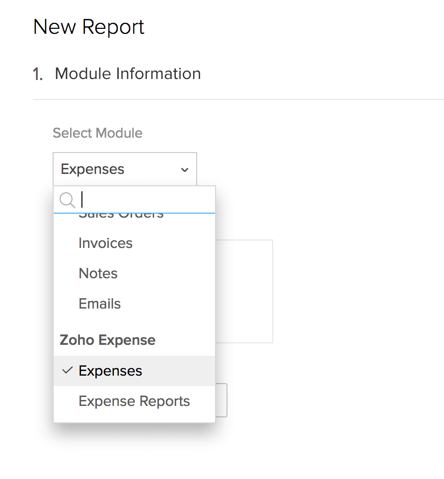 Running new reports in CRM