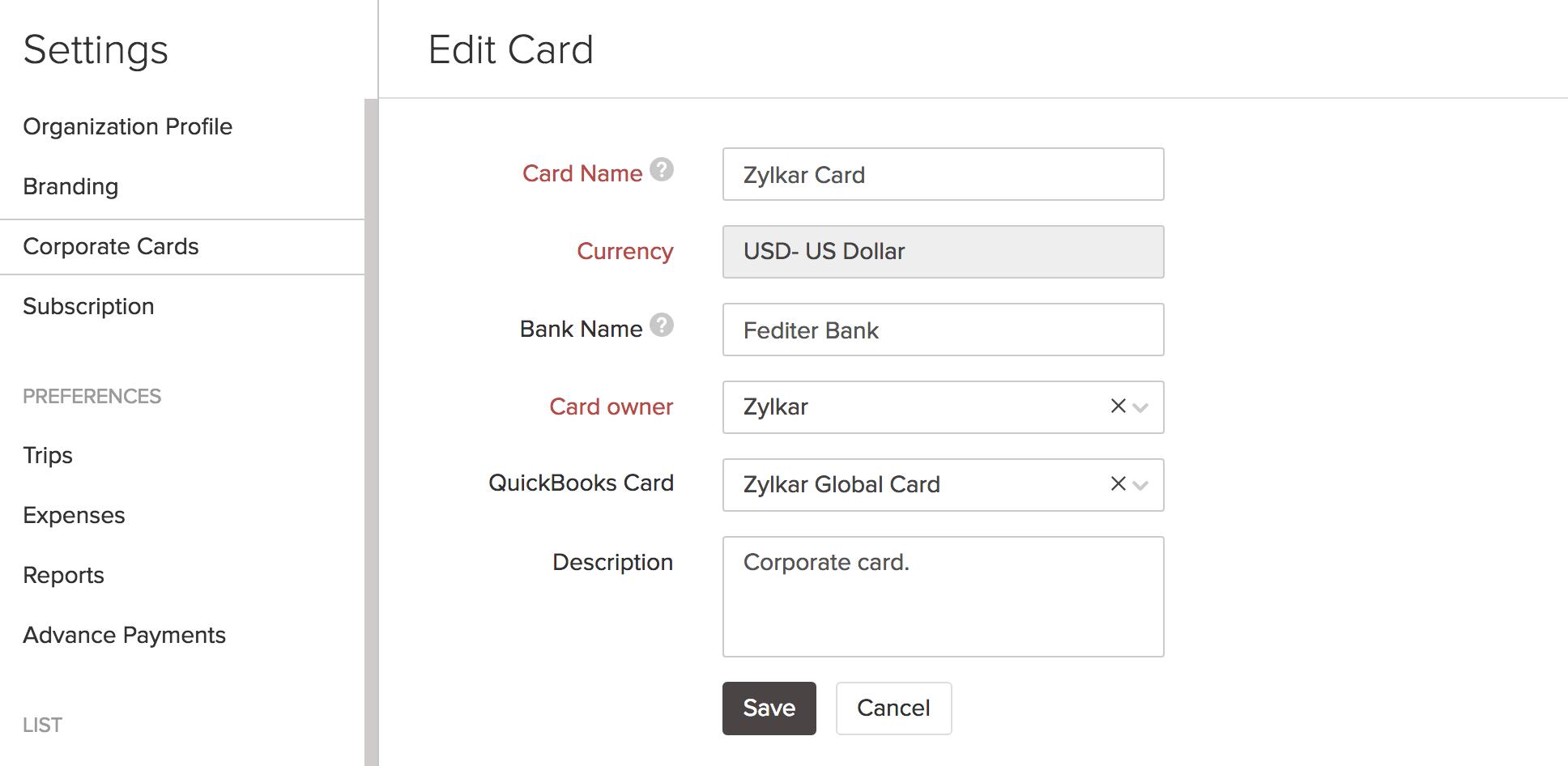 QuickBooks Integration Zoho Expense Help - Quickbooks invoice list report