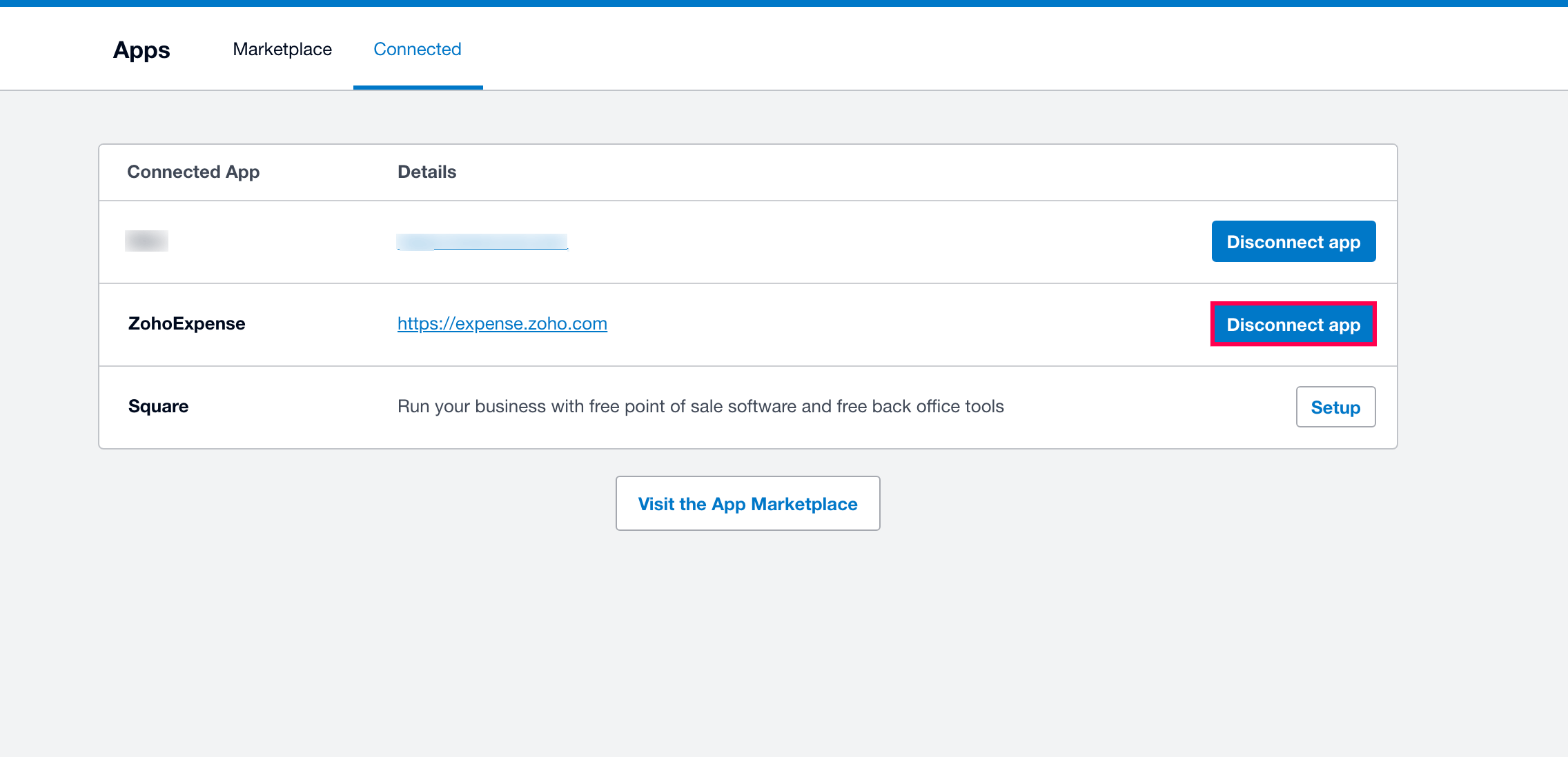 Disconnect Integration