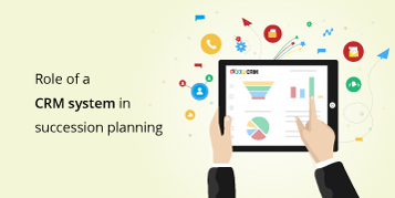 Role of CRM in succession planning - Zoho Books