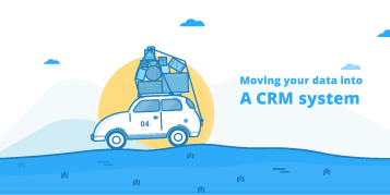 Moving your data into CRM system - Zoho Books