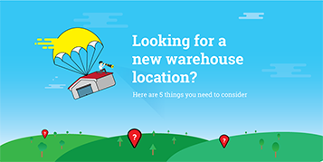 Five things to consider before acquiring a warehouse - Zoho Inventory