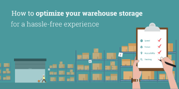 Optimize your warehouse storage - Zoho Inventory