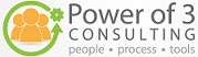 Power of 3 Consulting, Inc.