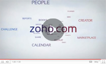 Zoho Overview Video