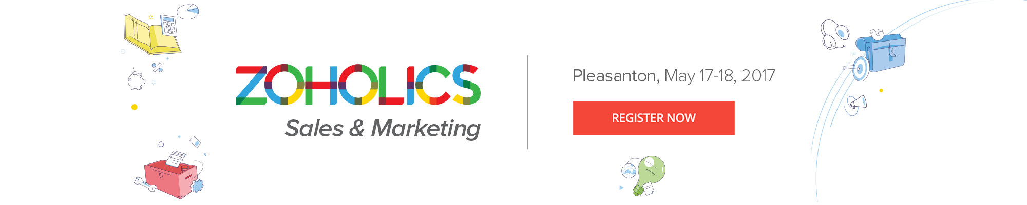 Zoholics Sales and Marketing