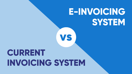 E-invoicing in India - Infographic