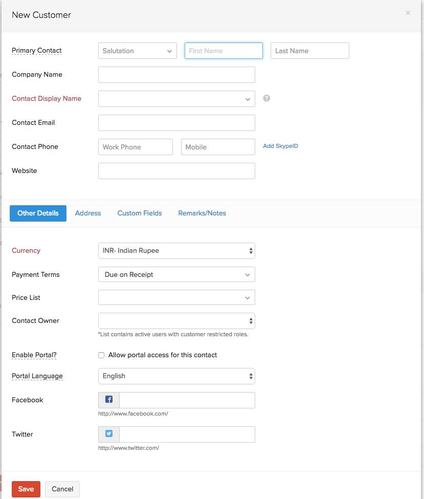 estimates user guide books adding customer to estimate adding customer to estimate
