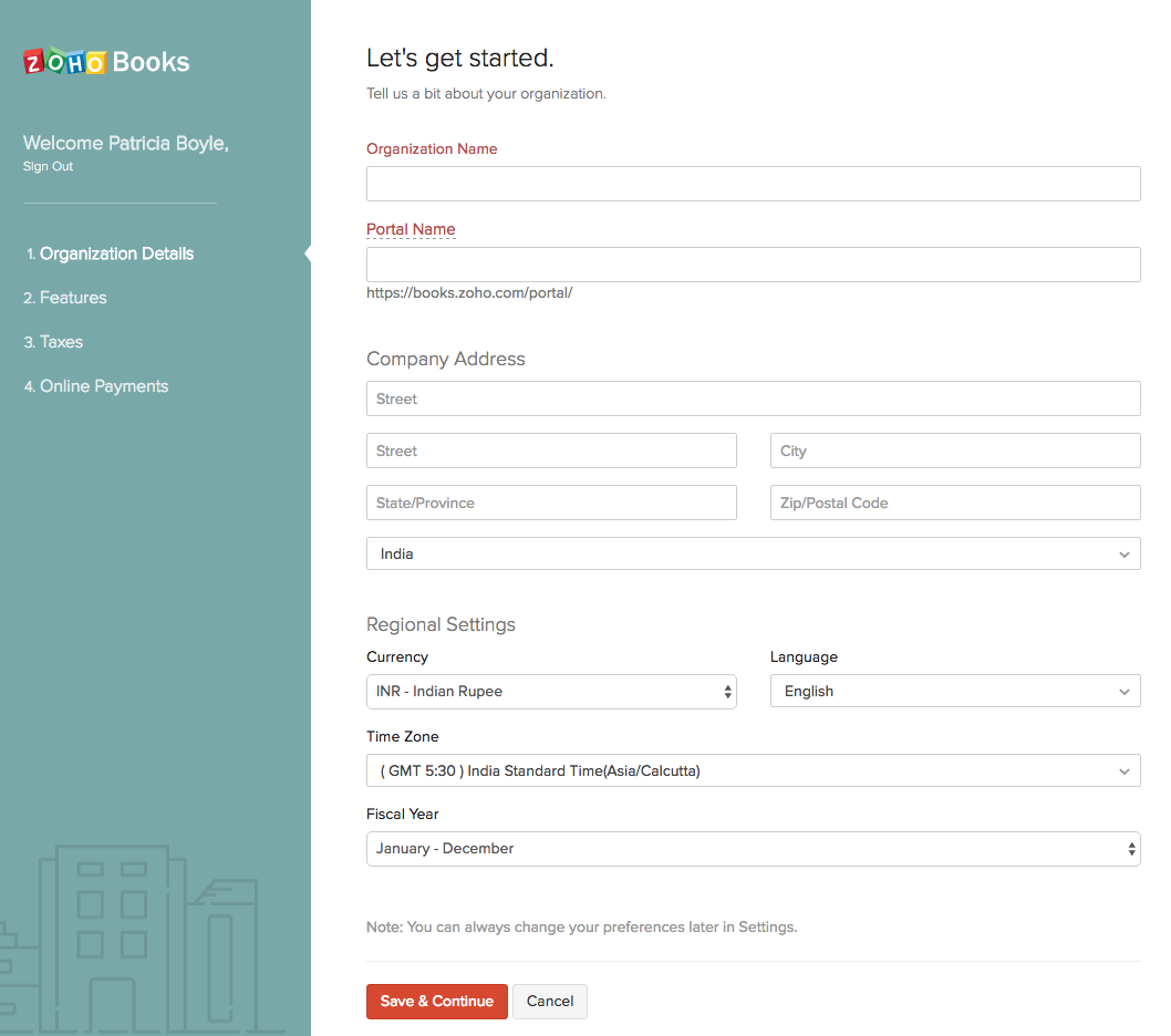 how to add account eventbrite organization profile