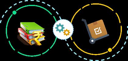Inventory - zoho books integration