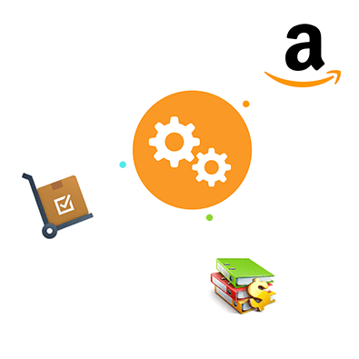 Inventory management and Accounting integration with Amazon Store