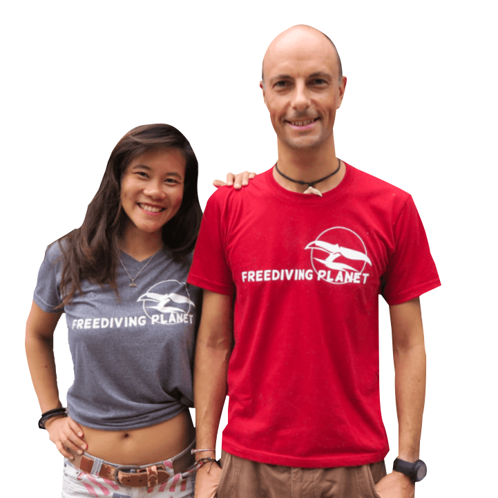 JP and Suzy - Freediving Planet