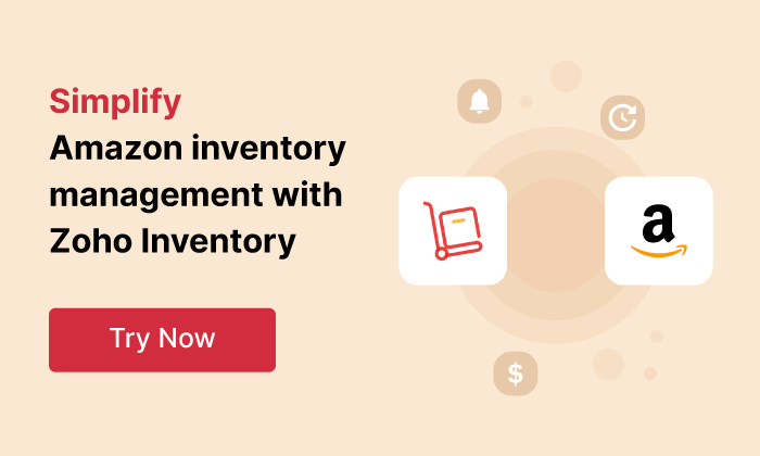 amazon | Online Inventory Management Software - Zoho Inventory