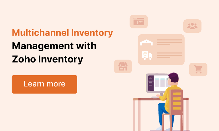 Multichannel Inventory | Online Inventory Management Software - Zoho Inventory