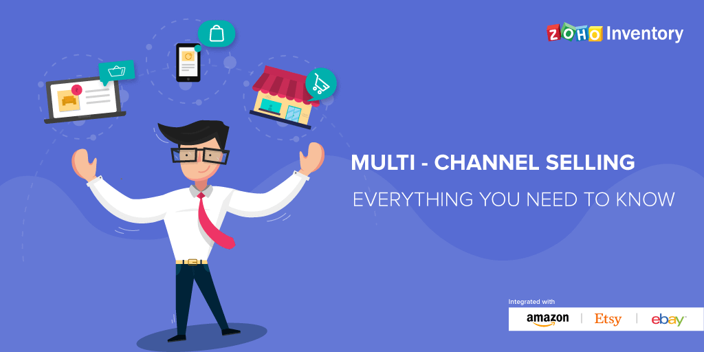 Multi channel selling