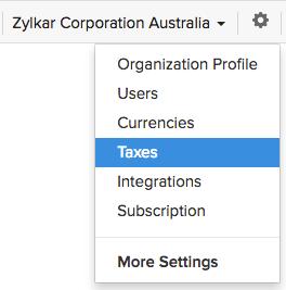 Access tax module