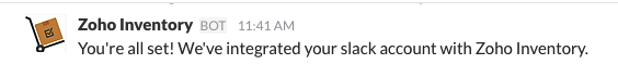 slack success