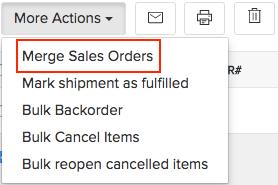 Sales Order Merge 1