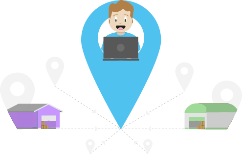Multiple location - Zoho Inventory