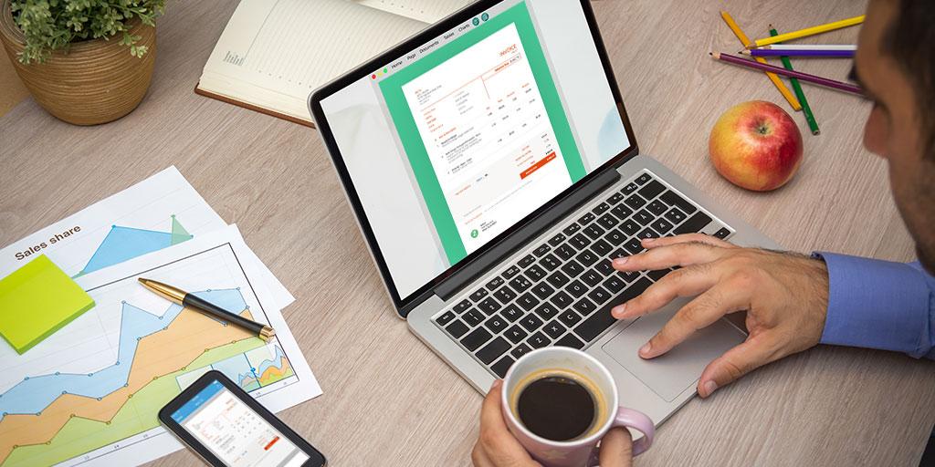 Online invoicing - Zoho Invoice