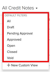Filter Views
