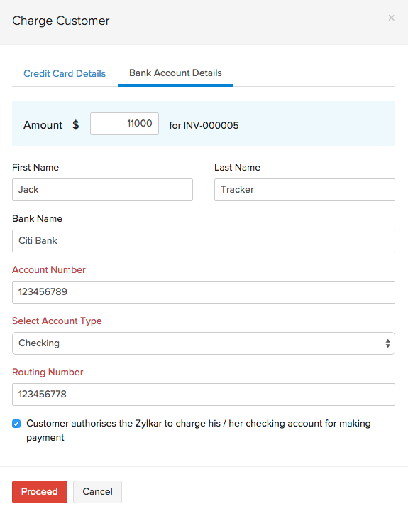 Zoho Invoice - Online Payments integration | Help - Zoho Invoice