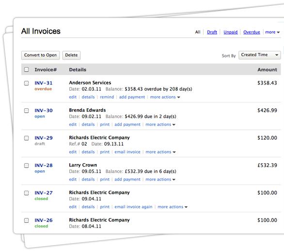 Design Invoice Online Invoice-software-online