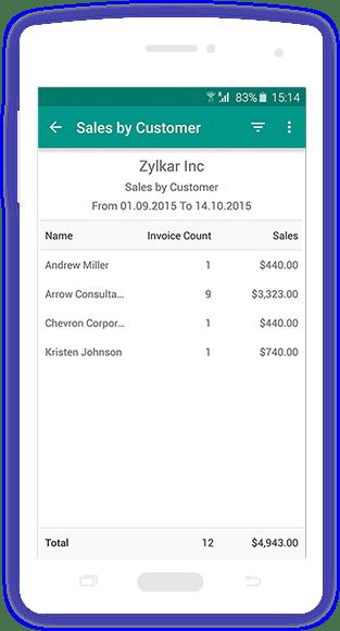 Invoice App | Mobile Invoice Software | Zoho Invoice