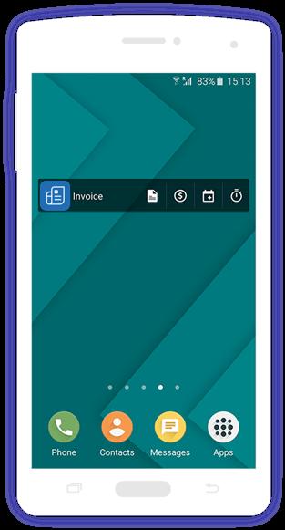 Invoice App Mobile Invoice Software Zoho Invoice - Invoice tracking app