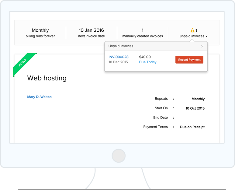 Hucareus  Fascinating Create And Send Invoices Online Zoho Invoice With Handsome Automate Billing And Save Time With Attractive Free Printable Blank Invoice Form Also Purolator Commercial Invoice In Addition Invoice Web And Difference Between Invoice And Proforma Invoice As Well As Invoice Payment Options Additionally Professional Invoice Templates From Zohocom With Hucareus  Handsome Create And Send Invoices Online Zoho Invoice With Attractive Automate Billing And Save Time And Fascinating Free Printable Blank Invoice Form Also Purolator Commercial Invoice In Addition Invoice Web From Zohocom