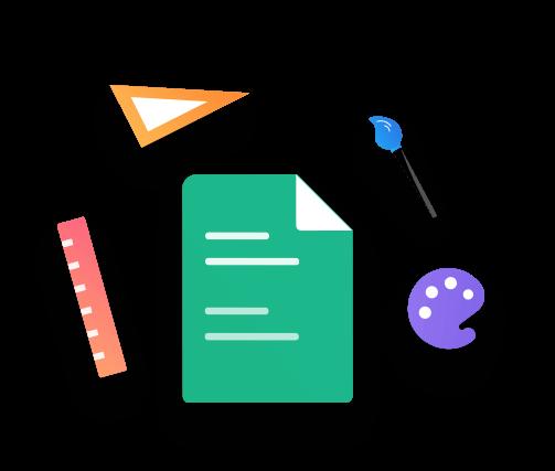 Customize invoice templates with Zoho Invoice