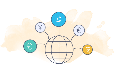 Your guide to multi-currency invoicing