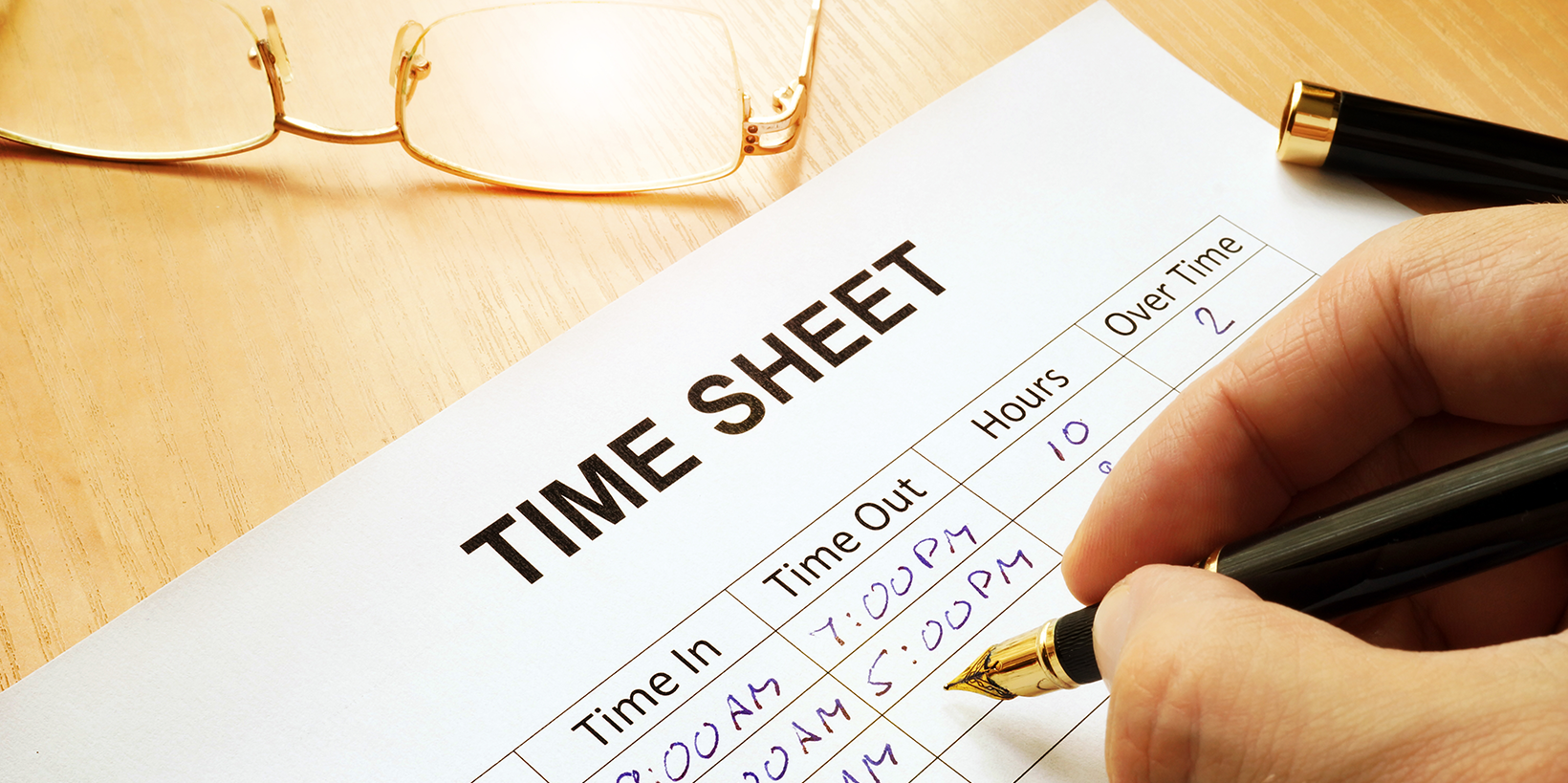 What is a timesheet
