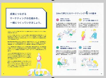 マーケティングの強化書 サンプル1
