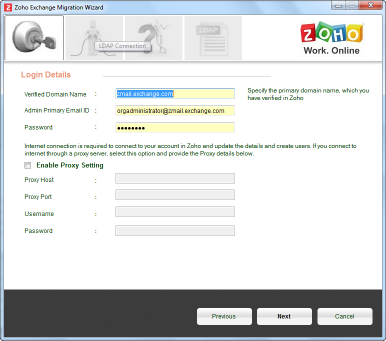 Free proxy server software active directory