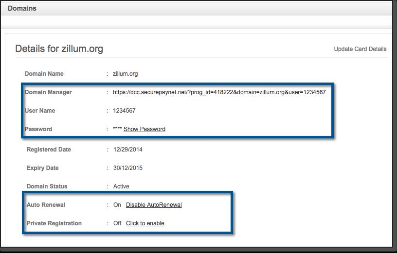mail help adminconsole domains.