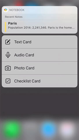 Improved 3D Touch