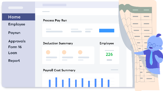 Skip spreadsheet and simplify payroll