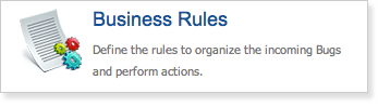 Business rule icon