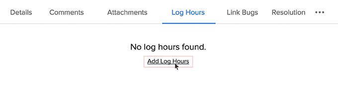 log-hours